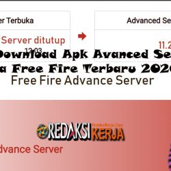 Link Download Apk Avanced Server Garena Free Fire Terbaru 2020 FF