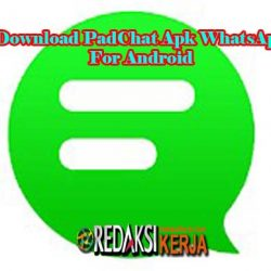 Download PadChat Apk WhatsApp For Android