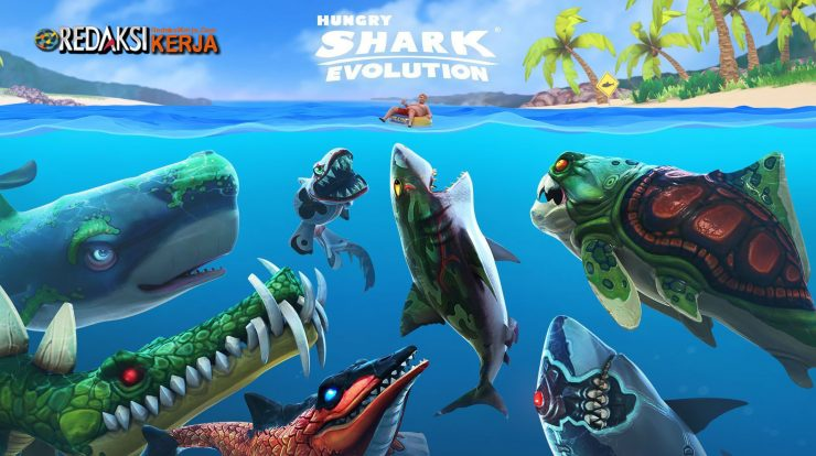 download hungry shark mod apk terbaru 2021